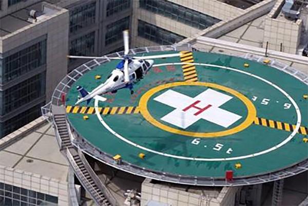 地面直升机停机坪风向标重要吗?