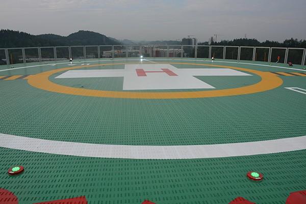 建设直升机停机坪有什么意义!