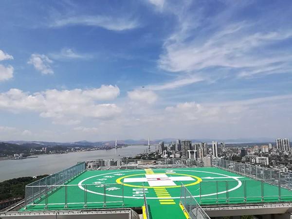 屋顶直升机停机坪做法步骤有哪些?