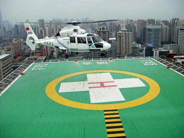 高架直升机停机坪设计荷载的取值是多少?